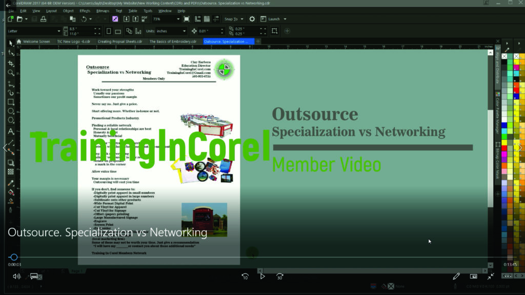 Outsource. Specialization vs Networking