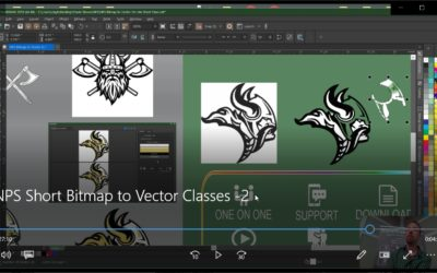 NPS Bitmap to Vector On-site Short Class