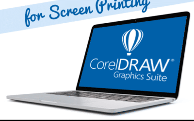 Learn CorelDraw for ScreenPrinting