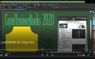 CorelDRAW for Vinyl Art